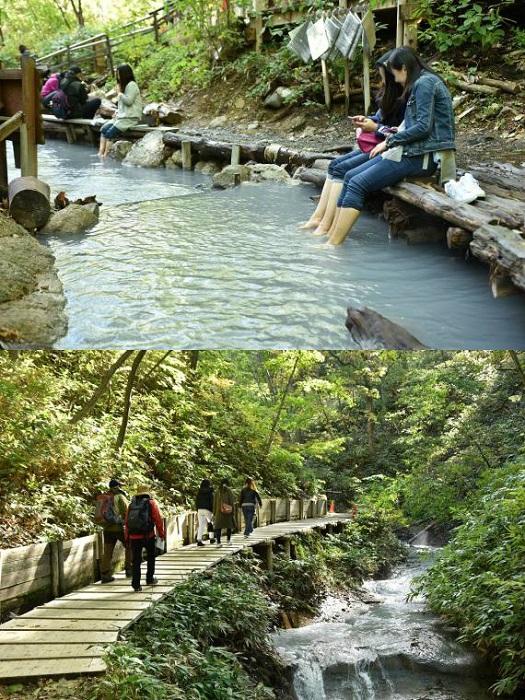 北海道 Hokkaido 홋카이도 ฮอกไกโด | MOTENAZ CLOUD